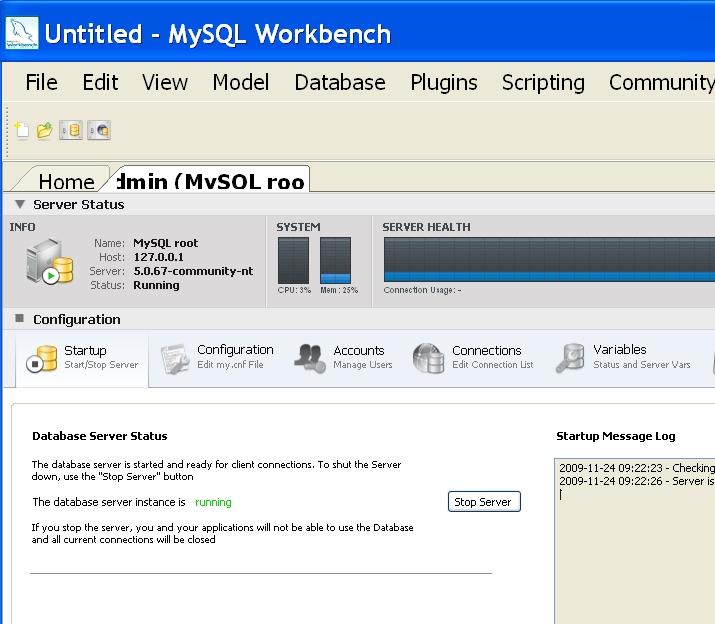 MySQL Bugs: #48867: MySQL Workbench is not dpi-aware